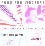 Food For Woofers - The American Creation